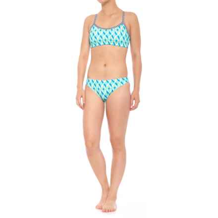 Dolfin Uglies Bikini Set - UPF 50+ (For Women) in Tinsel - Closeouts