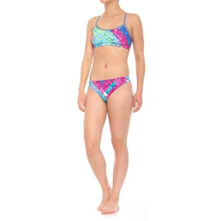 Dolfin Uglies Indio Workout Bikini Set - UPF 50+ (For Women) in Indio - Closeouts
