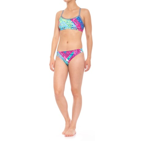 Dolfin Uglies Indio Workout Bikini Set - UPF 50+ (For Women) in Indio