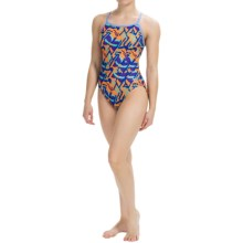 Dolfin Uglies Practice Swimsuit (For Girls and Women) in Cabo - Closeouts