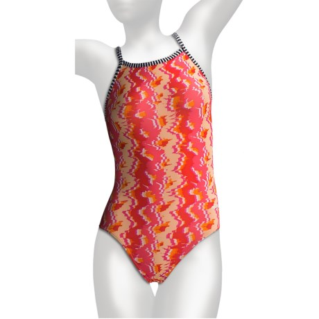 Dolfin Uglies Practice Swimsuit (For Girls and Women) in Mia