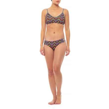 Dolfin Uglies Strappy Bikini Set - UPF 50+ (For Women) in Zulu