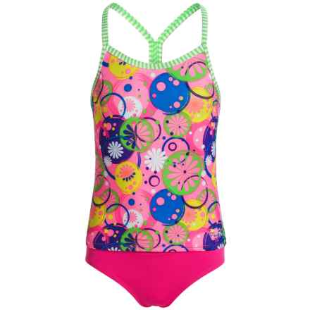 Dolfin Uglies Tankini Set - UPF 50 (For Big Girls in Lulabelle - Closeouts