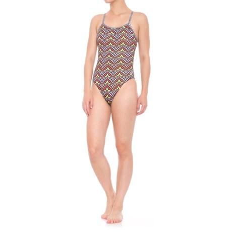 Dolfin Uglies Zulu String Back Swimsuit - UPF 50+ (For Women) in Zulu