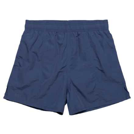 "Dolfin Water Shorts - 5"" (For Big Boys) in Navy - Closeouts"