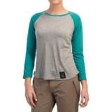Dolly Varden Biscayne Ball Shirt - UPF 50, Long Sleeve (For Women)