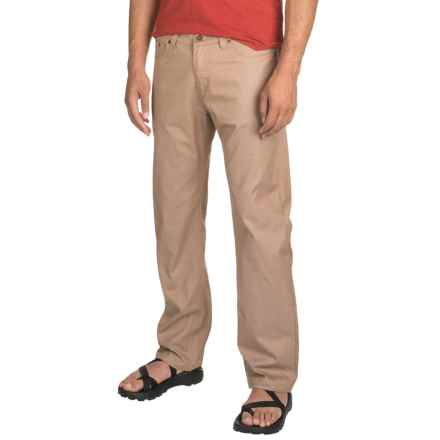 Dolly Varden Crooked Creek Pants (For Men) in Camel - Closeouts
