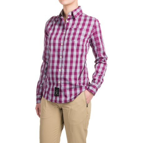 Dolly Varden Rivadavia Shirt - UPF 30, Long Sleeve (For Women)