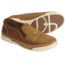 Donald J Pliner Arson Shoes - Slip-Ons (For Men) in Tan/Tan - Closeouts