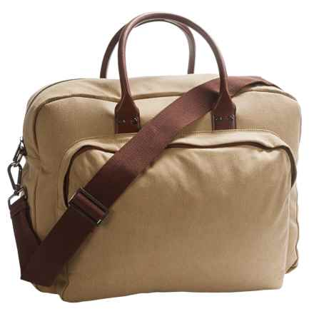Dopp Carry-On Duffel Bag in Tan - Closeouts