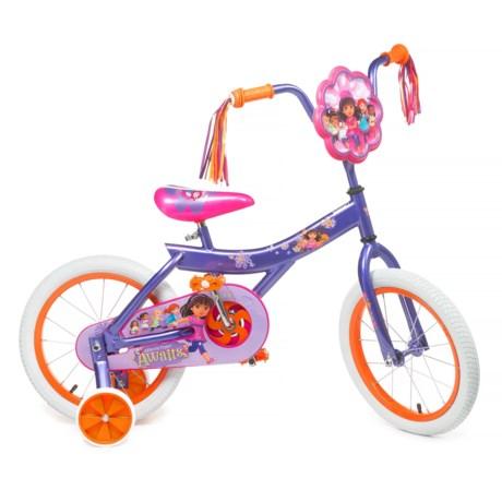 Dora and Friends Bike - 16? (For Kids)