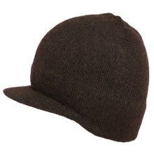 Dorfman Pacific Deluve Radar Cap - Wool (For Men) in Brown - Closeouts