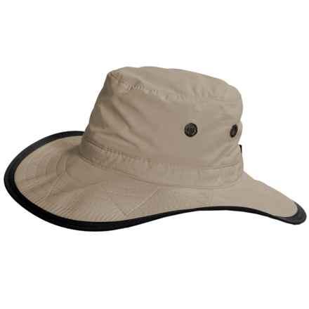 Dorfman Pacific Headwear Boonie Hat - Supplex® Nylon (For Women) in Khaki - Closeouts