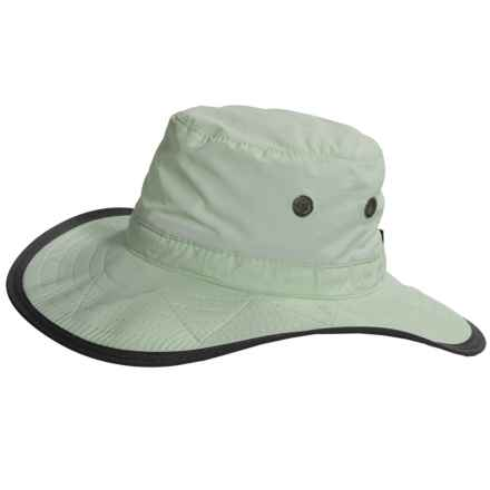 Dorfman Pacific Headwear Boonie Hat - Supplex® Nylon (For Women) in Sage - Closeouts
