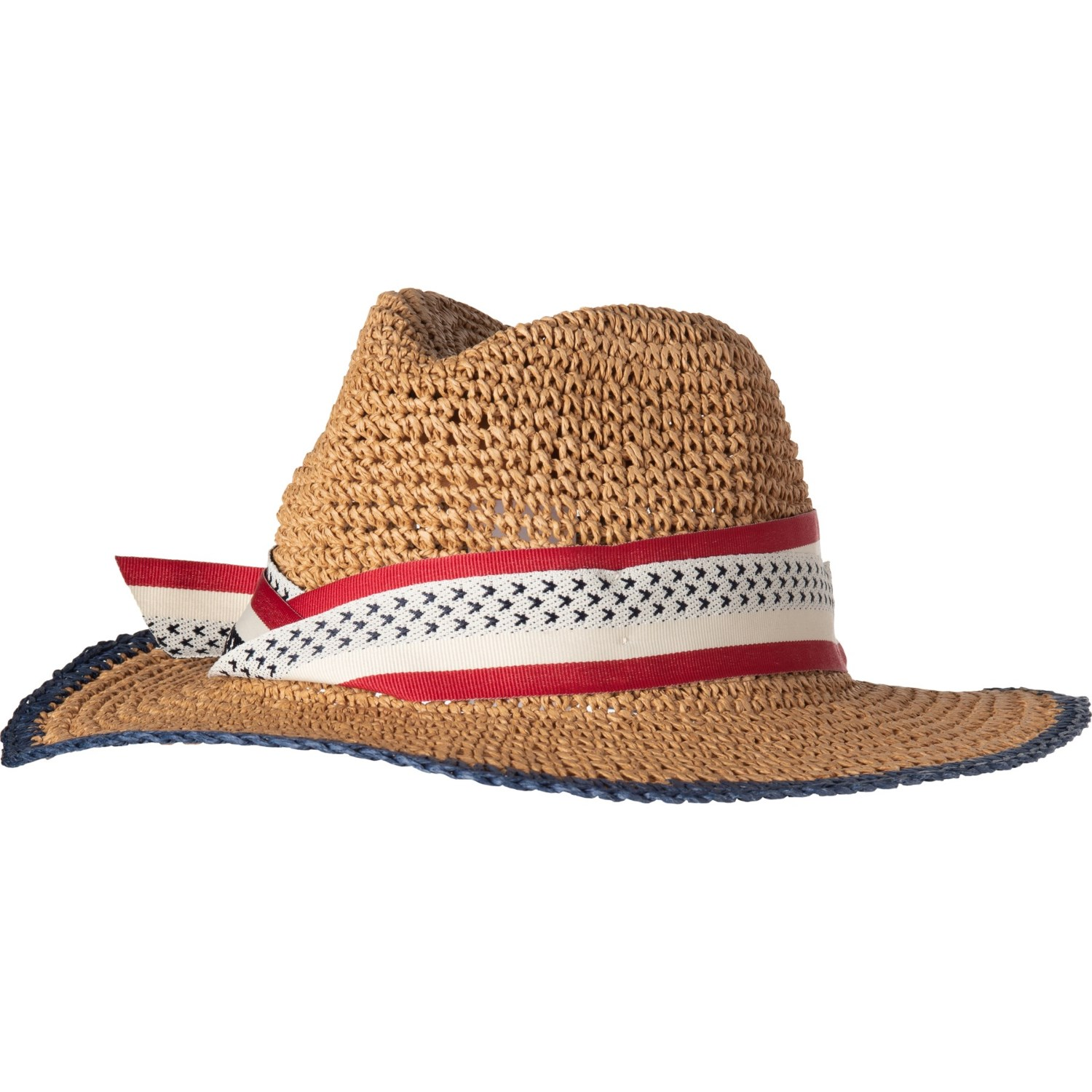 d757ec9bb Dorfman Pacific Nautical Fedora (For Women)