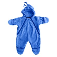 Double Diamond by Black Diamond Sportswear Little Bear Bunting Suit - Fleece (For Infants) in Cornflower - Closeouts