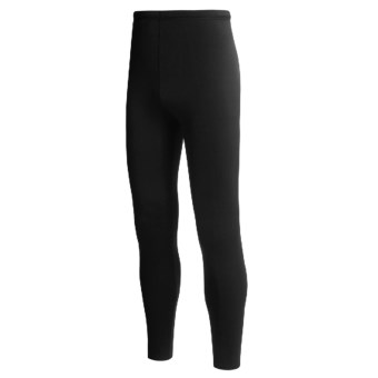 Double Diamond Sportswear Polartec Power Stretch Tights (For Men and Women) in Black