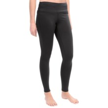 Double Diamond Sportswear ProLine Tights - Heavyweight, Fleece Interior (For Women) in Black - Closeouts
