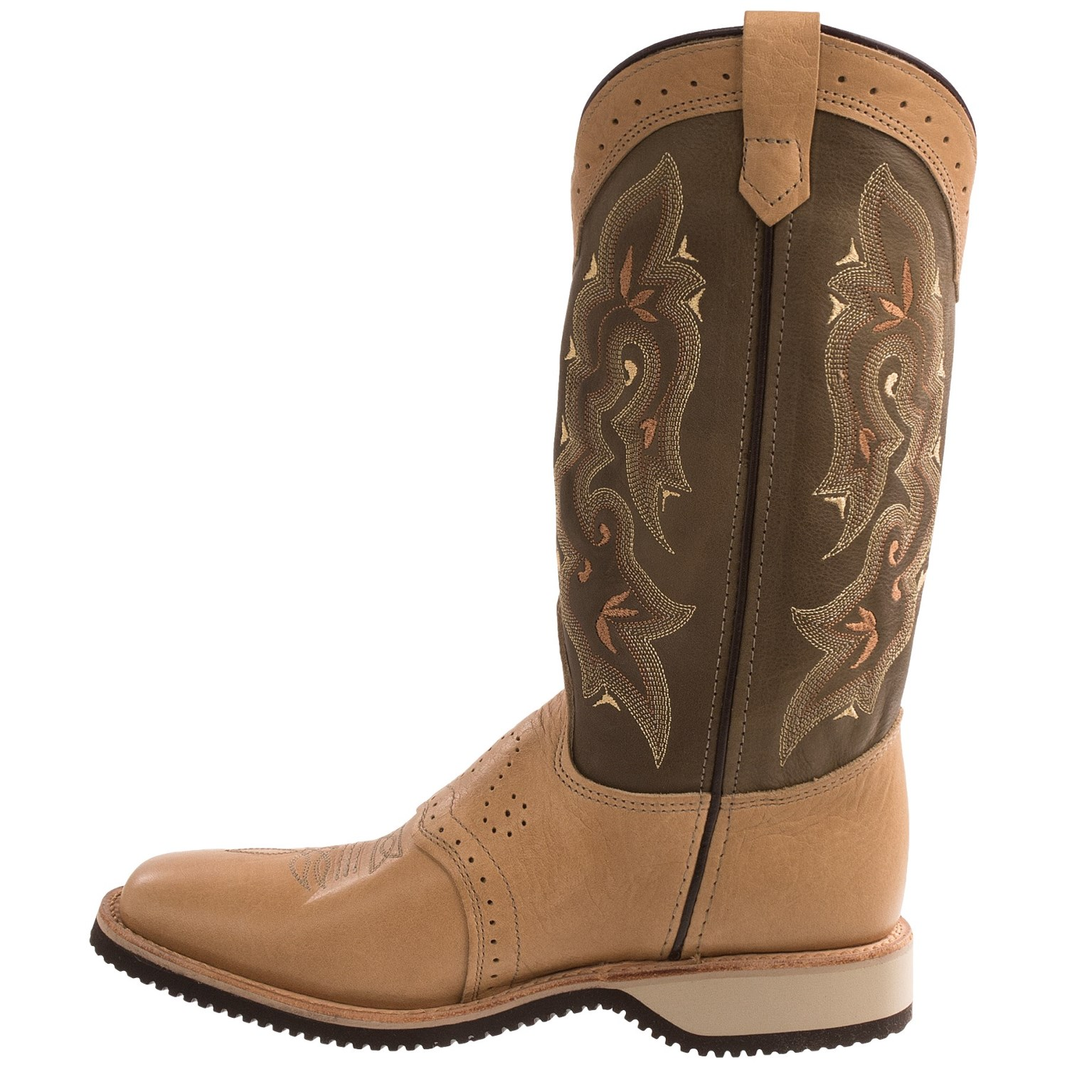 Elegant Double H Boots Women39s USAMade Square Toe Cowboy Boots DH5101