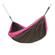 Double Travel Hammock in Fuchsia - Closeouts