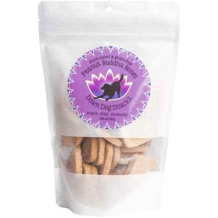 Down Dog Grain-Free Dog Snacks - 8 oz. in Peanut Buddha Bones - Closeouts