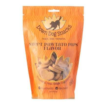 Down Dog Grain-Free Sweet Pawtato Dog Treats - 8 oz. in Multi - Closeouts