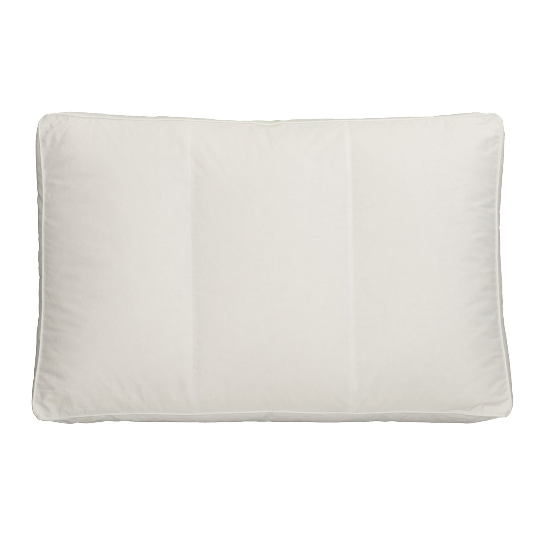 Down Inc. Triad Three-Chambered Duck Down Pillow - Queen - Save 45%