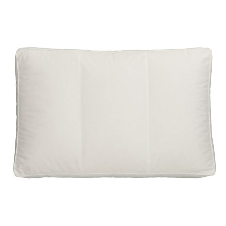 Down Inc. Triad Three-Chambered Duck Down Pillow - Standard in White
