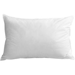 DownTown Alpine Loft Down Alternative Pillow - Standard in White