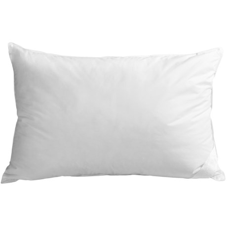 DownTown Alpine Loft Down Alternative Pillow - Standard in White