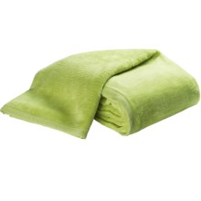 DownTown Cashmere-Soft Blanket - King in Sage - Closeouts