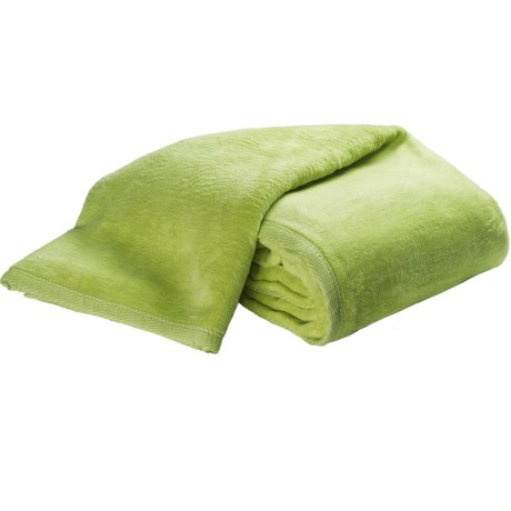 DownTown Cashmere Soft Cotton Acrylic Blanket King