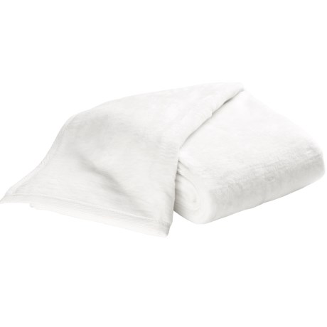 DownTown Cashmere Soft Cotton-Acrylic Blanket - King
