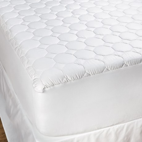 DownTown Luxury Cotton Mattress Pad Queen