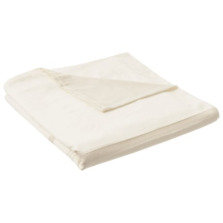 DownTown Ma Bella Cotton Sateen Duvet - King, 400 TC in Ivory