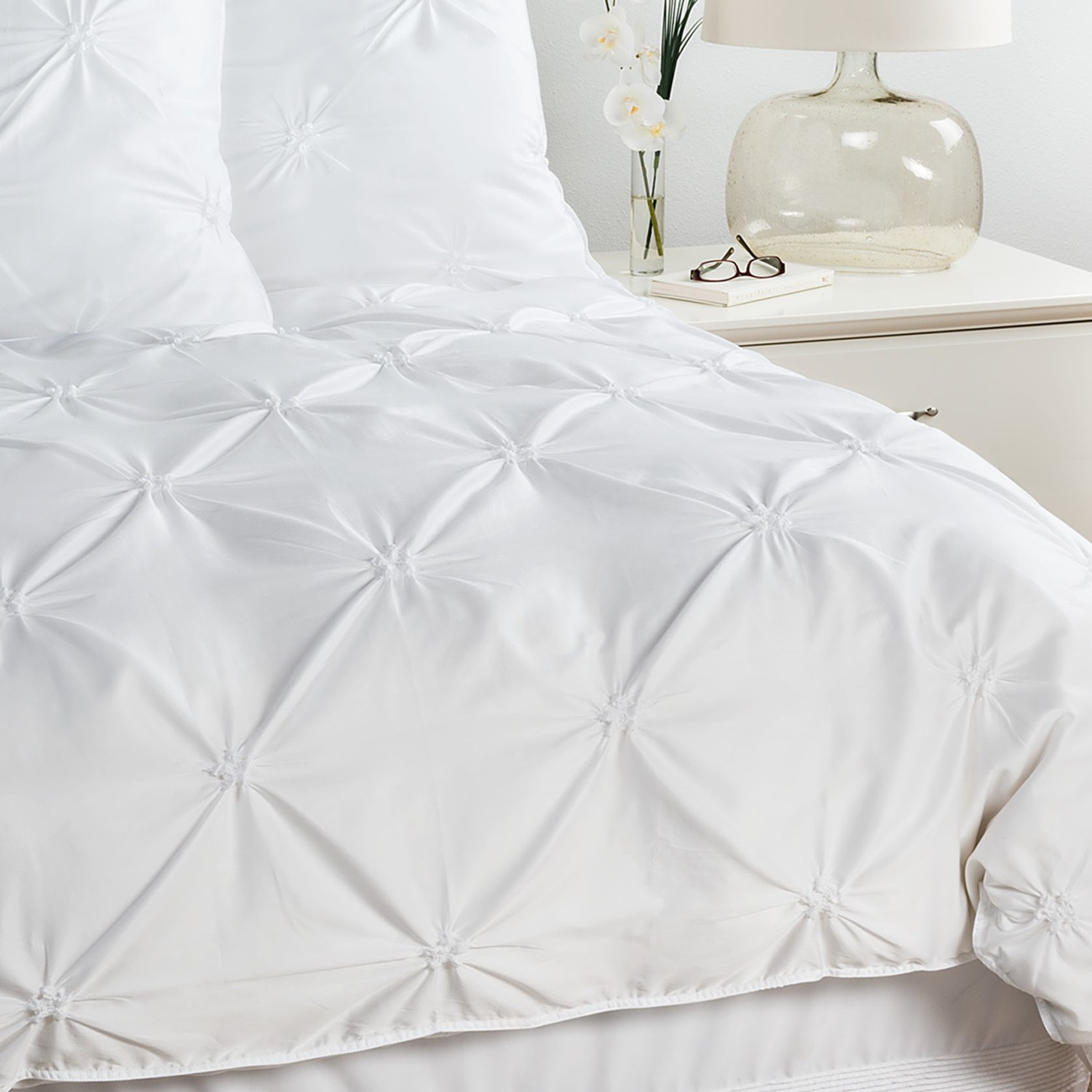 DownTown Metropolitan Duvet Cover - Queen, Egyptian Cotton Sateen in ...