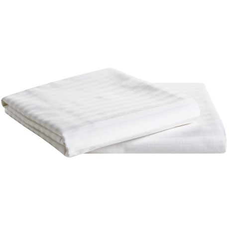 DownTown Oversized Slumber/Dorm Pillowcases 340 TC, Set of 2