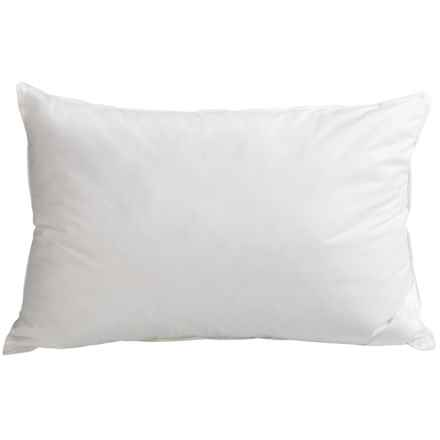 DownTown Sweet Dreams White Goose Down Pillow - Standard, 650+ Fill Power in White - Overstock