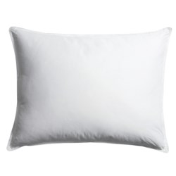 DownTown Villa Collection Down Pillow - Standard in White