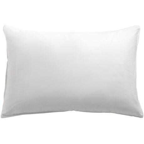 DownTown Villa European Down Pillow - King in White