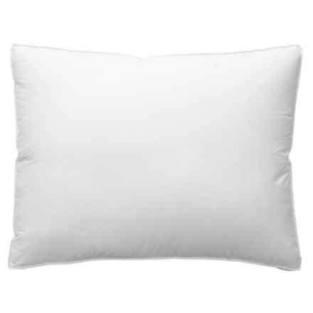 DownTown White Princess Alexis 800 Fill Power White Goose Down Pillow - Standard in White - Closeouts