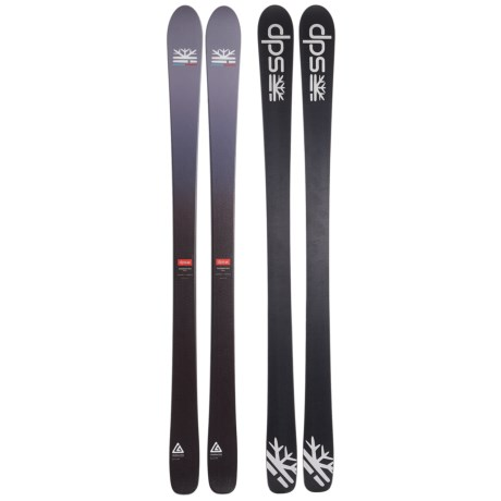 DPS Cassiar 82 Foundation Alpine Skis (For Men) in See Photo