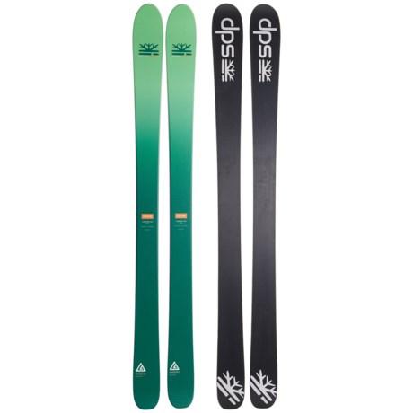 DPS Foundation Cassiar 95 Alpine Skis (For Men)