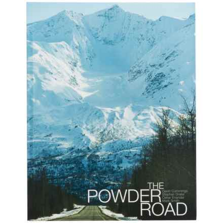 DPS Skis The Powder Road Book in Softcover - Closeouts