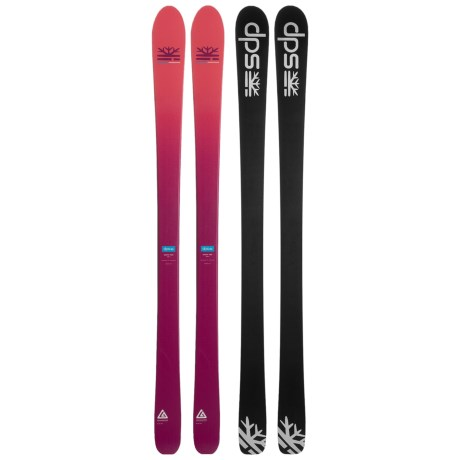 DPS Uschi 82 Alpine Skis (For Women) in See Photo