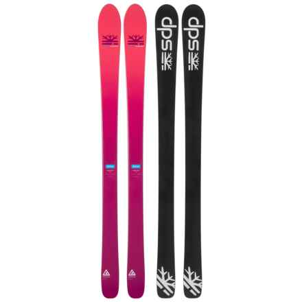 DPS Uschi 82 Foundation Alpine Skis (For Women) in See Photo - 2nds