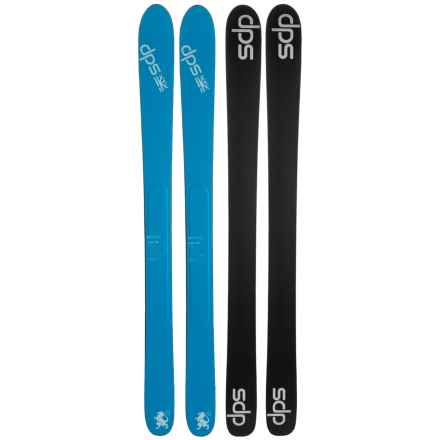 DPS Wailer 106 Alpine Skis in See Photo - 2nds