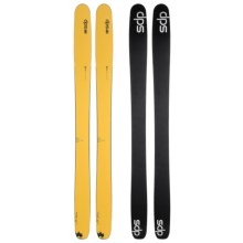 DPS Wailer 112 RP2 Hybrid Alpine Skis - Matte Finish in See Photo - Closeouts