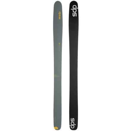 DPS Wailer 112 RPC Hybrid Alpine Skis - Matte Finish in See Photo - Closeouts