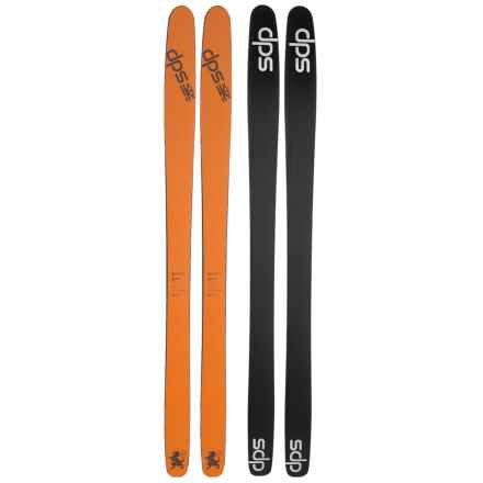 DPS Wailer 99 Alpine Skis in See Photo - 2nds